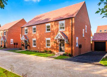 "Thumbnail 4 bedroom semi-detached house for sale in ""Irving"" at Flux Drive, Deddington, Banbury"