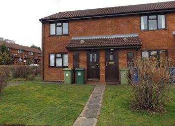 Thumbnail 1 bed flat to rent in Nelson Drive, Hednesford, Cannock