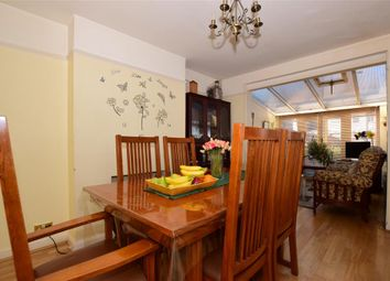 Thumbnail 3 bed semi-detached house for sale in Fern Avenue, Mitcham, Surrey