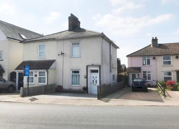 Thumbnail 3 bed semi-detached house for sale in 40 Harwich Road, Mistley, Essex