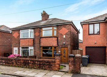 Thumbnail 2 bed semi-detached house for sale in Wolstenholme Avenue, Bury