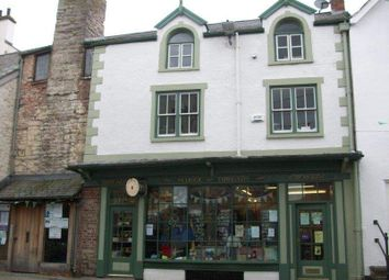 Thumbnail Retail premises for sale in Denbigh, Denbighshire