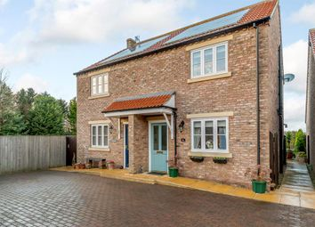 Thumbnail 2 bed semi-detached house for sale in Scarborough Road, Rillington, Malton