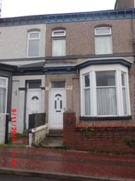 Thumbnail 2 bed terraced house to rent in Lord Street, Barrow-In-Furness