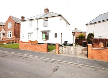 Thumbnail 2 bed semi-detached house for sale in Woodland Crescent, Kelloe, Durham
