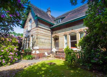 Thumbnail 5 bedroom detached house for sale in Lady Lane, Croft, Warrington