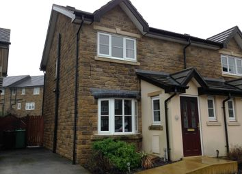 Thumbnail 3 bedroom semi-detached house to rent in Baildon Way, Skelmanthorpe, Huddersfield
