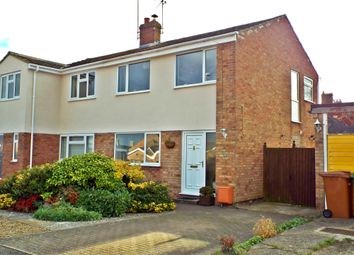 Thumbnail 3 bed semi-detached house for sale in Mill Road, Bozeat, Northamptonshire