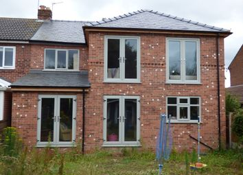 Thumbnail 3 bed semi-detached house for sale in Rochester Grove, Hazel Grove, Stockport