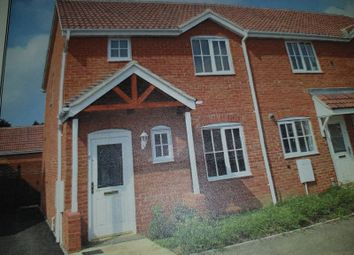 Thumbnail 3 bed semi-detached house for sale in Bristol Close, Coddington, Newark
