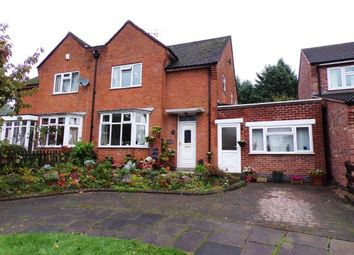 Thumbnail 3 bedroom semi-detached house for sale in Brampton Avenue, Western Park, Leicester, Leicestershire
