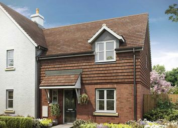 "Thumbnail 3 bed semi-detached house for sale in ""The Elliot"" at Crow Lane, Crow, Ringwood"