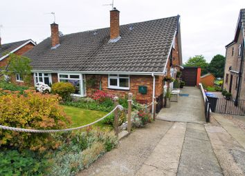 Thumbnail 4 bed semi-detached bungalow for sale in Mackenzie Crescent, Burncross, Sheffield