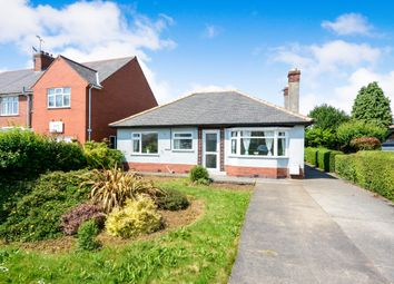 Thumbnail 3 bedroom detached bungalow for sale in Sutton View, Hillstown, Chesterfield