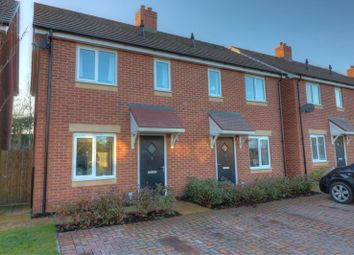 Thumbnail 2 bed semi-detached house for sale in Penson Way, Shrewsbury
