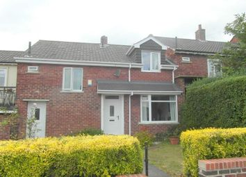 Thumbnail 3 bed terraced house to rent in Evesham Garth, Newcastle Upon Tyne