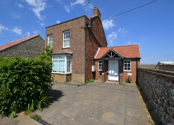Thumbnail 3 bed cottage for sale in Main Road, Brancaster Staithe, King's Lynn