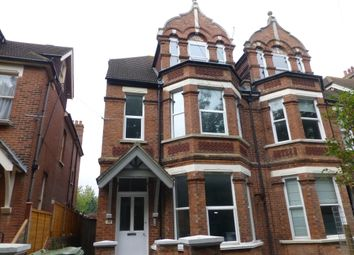 Thumbnail 2 bed flat to rent in Broadmead Road, Folkestone