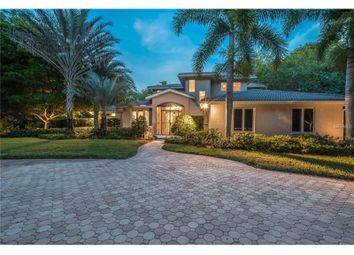 Thumbnail 3 bed property for sale in 3415 E Forest Lake Dr, Sarasota, Florida, 34232, United States Of America
