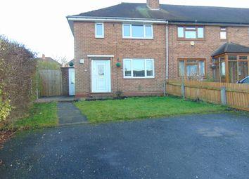 Thumbnail 3 bedroom end terrace house to rent in Shelfield Road, Kings Heath, Birmingham