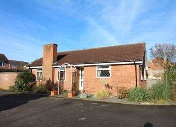 Thumbnail 2 bed detached bungalow for sale in Dorchester Road, Kimberley, Nottingham