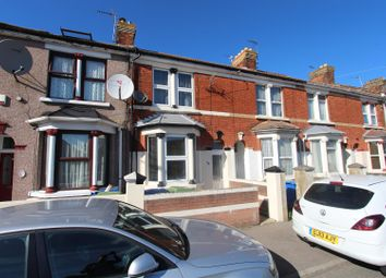 Thumbnail 3 bed terraced house to rent in Queenborough Road, Minster On Sea, Sheerness
