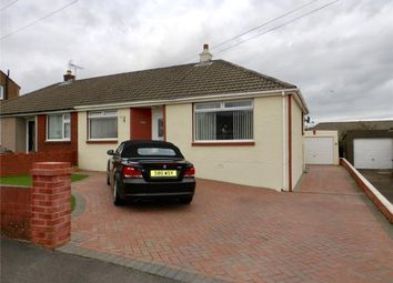 Thumbnail 2 bed semi-detached bungalow for sale in West Croft, Seaton, Workington