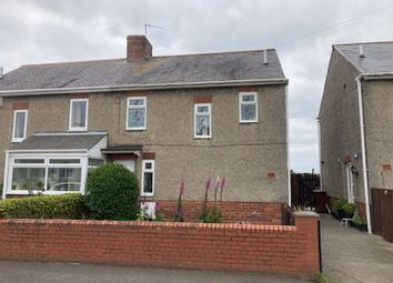 Thumbnail 3 bed semi-detached house for sale in Millfield, Bedlington
