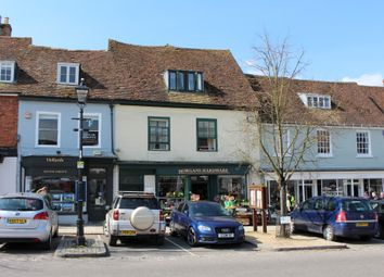 Broad Street, Alresford SO24. 1 bed flat for sale