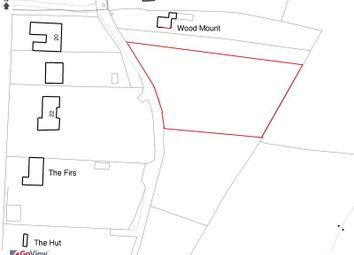 Thumbnail Land for sale in Mollatts Wood Road, Leek