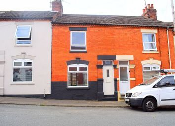 Thumbnail 3 bed terraced house to rent in Stanley Street, Semilong, Northampton