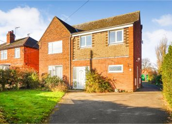 Thumbnail 4 bed detached house for sale in Mill Lane, North Hykeham