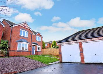 Thumbnail 4 bed detached house for sale in Songthrush Close, Apley, Telford