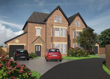 Thumbnail 5 bed detached house for sale in Middleton Lane, Middleton St. George, Darlington
