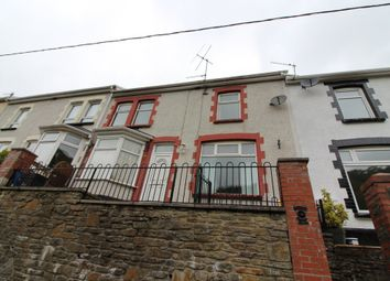 Thumbnail 3 bed terraced house for sale in Troy Road, Llanhilleth, Abertillery
