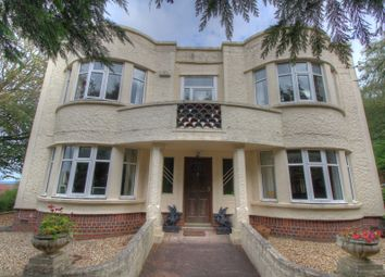 Thumbnail 4 bed detached house for sale in Trevallen Avenue, Neath