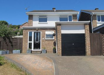 Thumbnail 3 bed detached house for sale in Hillside Gardens, Weston-Super-Mare