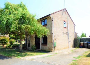 Thumbnail 2 bed semi-detached house for sale in Beech Drive, Woodford Halse, Northants