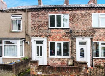 Thumbnail 3 bed terraced house for sale in Scarborough Road, Driffield