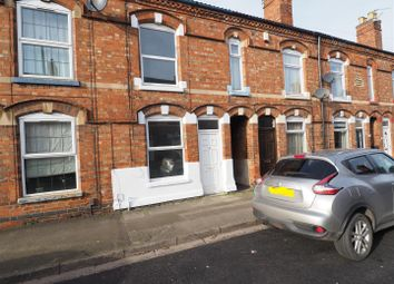 Thumbnail 2 bed terraced house for sale in Vernon Street, Newark