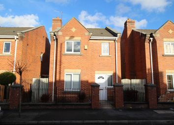 Thumbnail 3 bed detached house to rent in Rolls Crescent, Hulme, Manchester