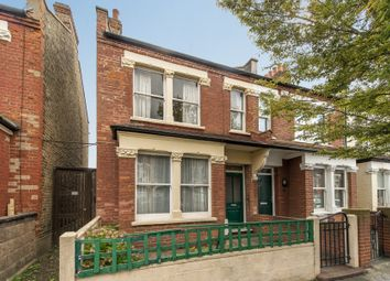 Thumbnail 2 bed end terrace house for sale in Hotham Road, London