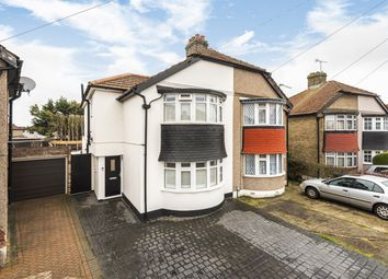 3 bed semi-detached house for sale in Budleigh Crescent, Welling DA16