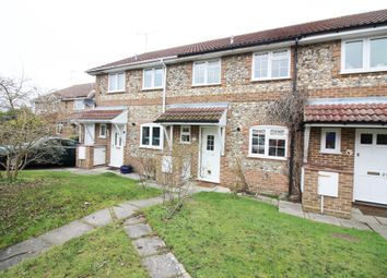 Thumbnail 3 bed terraced house to rent in Throgmorton Road, Yateley