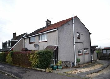 Thumbnail 2 bed semi-detached house for sale in 26, Rowanlea Avenue, Paisley, Renfrewshire