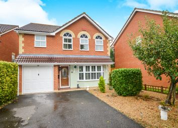 Thumbnail 4 bed detached house for sale in Bell Chapel Close, Kingsnorth, Ashford