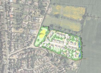 Thumbnail Land for sale in Residential Development Site Off Moor Lane, Aston On Trent, Derbyshire