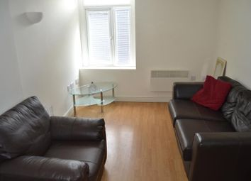 Thumbnail 3 bed flat to rent in Crwys Road, Cardiff