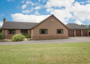 Thumbnail 4 bed bungalow for sale in Gamlingay Road, Waresley, Sandy, Cambridgeshire