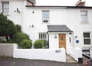 Thumbnail 3 bedroom terraced house for sale in St. Leonards Road, Newton Abbot